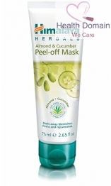 Almond & Cucumber - Peel-off Mask
