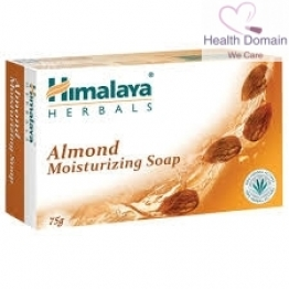 Almond Moisturizing Soap By Himalaya Herbals