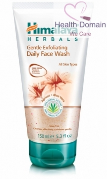 Gentle Exfoliating Daily Face Wash