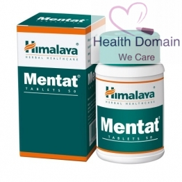 Mentat - A Stress Relief And Mental Alertness Supplement By Himalaya Herbals