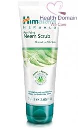 Purifying Neem Scrub