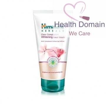 Whitening Face Wash By Himalaya Herbals