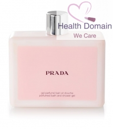 Prada Bath And Shower Gel