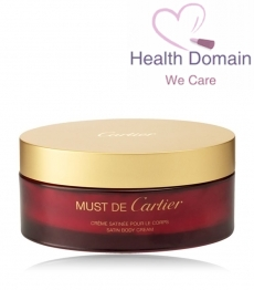 Must Satin Body Cream