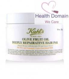 Olive Fruit Oil Deeply Reparative Hair Pak