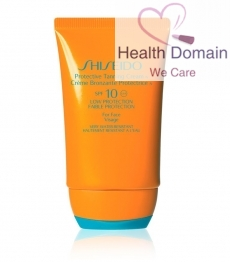 Protective Tanning Cream Spf 10