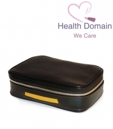 Tournée Business Leather Flat Beauty Case