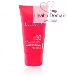 Aroma Sun Expert Protective Anti Wrinkle Cream Spf30 (face)