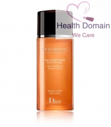 Bronze Self Tanning Oil Natural Glow - Face And Body