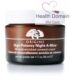 High Potency Night-a-mins™ Mineral-enriched Renewal Cream