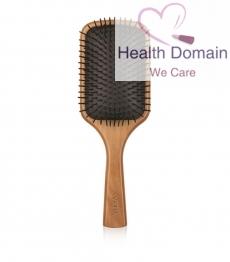 Wooden Hair Paddle Brush