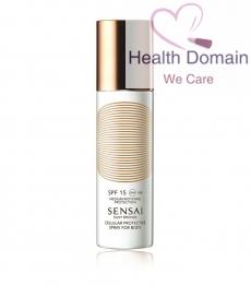 Silky Bronze Cellular Protective Spray For Body Spf15