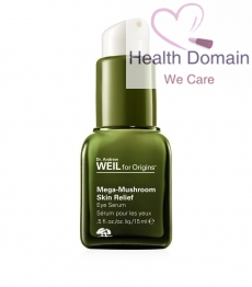 Dr Weil For Origins™ Mega-mushroom Skin Relief Eye Serum