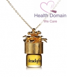 Deadofnight Necklace (pure Perfume Oil, 1.25ml)