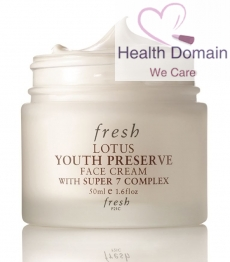 Lotus Youth Preserve Face Cream