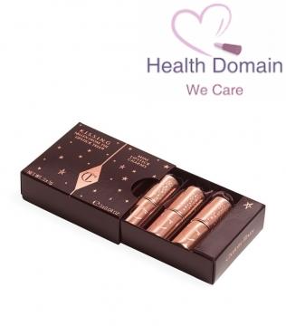 Mini Lipstick Charms
