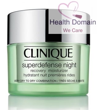 Superdefense Night Recovery Moisturizer