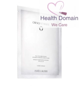 Crescent White Full Cycle Brightening Intensive Hydrating Essence Mask