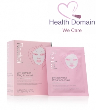 Pink Diamond Lifting Face Mask