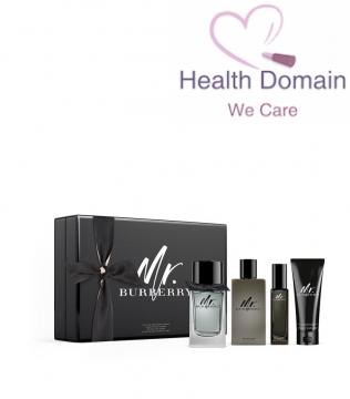 Mr. Burberry Luxury Grooming Set