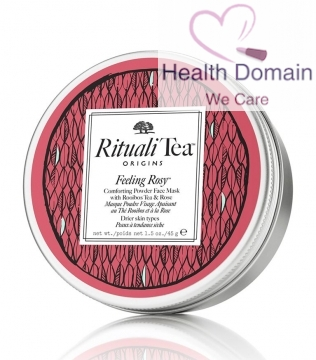 Ritualitea™ Feeling Rosy™ Comforting Powder Face Mask