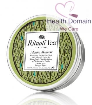 Ritualitea™ Matcha Madness™ Revitalizing Powder Face Mask