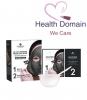 Black Premium Modeling Mask