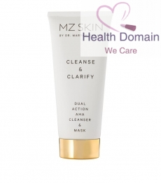 Cleanseand Clarify Dual Action Aha Cleanser And Mask
