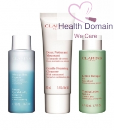 Cleansing Collection For Normal To Combination Skin