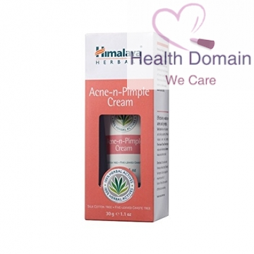 Acne N Pimple Face Cream 30g By Himalaya Herbals