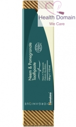 Neem & Pomegranate Toothpaste
