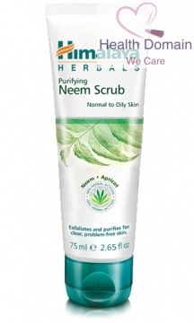 Purifying Neem Scrub
