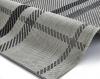 Breeze 6639 Sand/grey Flatweave Machine Made Rug - 100% Polypropylene