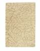 Cambridge Cam 20 Natural Classic Hand Loom Knotted Rug - New Zealand & Argentian Wool Blend
