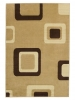 Diamond 2751 Beige Budget Machine Made Rug - 100% Polypropylene