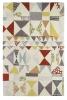 Fiona Howard Harlequin Fh02 Designer Hand Tufted Rug - 50% Viscose 50% Wool