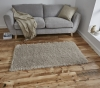 Harmony Beige Washable Machine Tufted Rug - 100% Acrylic
