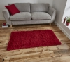 Harmony Red Washable Machine Tufted Rug - 100% Acrylic