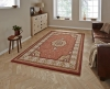Heritage 4400 Terra Traditional Machine Made Rug - 100% Polypropylene