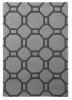 Hong Kong 4338 Grey Modern Hand Tufted Rug - 100% Acrylic