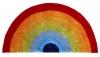 Hong Kong 6083 Rainbow Kids Hand Tufted Rug - 100% Acrylic