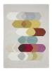Inaluxe Coda Ii Ix02 Designer Hand Tufted Rug - 50% Viscose 50% Wool