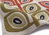 Inaluxe Fabrique Ix04 Designer Hand Tufted Rug - 50% Viscose 50% Wool