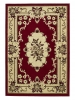 Marrakesh Red Budget Machine Made Rug - 100% Polypropylene