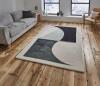 Michelle Collins Mc04 Designer Hand Tufted Rug - 100% Wool