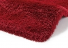 Montana Red Shaggy Hand Tufted Rug - 75% Acrylic, 25% Polyester
