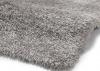 Montana Silver Shaggy Hand Tufted Rug - 75% Acrylic, 25% Polyester