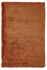 Monte Carlo Terra Shaggy Hand Tufted Rug - 60% Acrylic, 40% Viscose