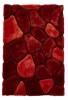 Noble House Nh5858 Terra Shaggy Hand Tufted Rug - 70% Acrylic 30% Polyester