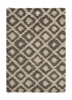 Royal Nomadic 5456 Beige Modern Machine Made Rug - 100% Polypropylene